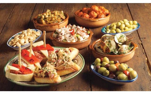 Приятного аппетита: тапас-гид