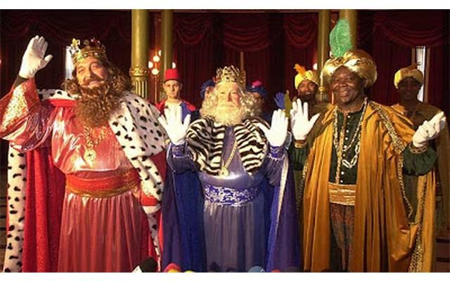 5-6 января. Los Reyes Magos или Три Короля