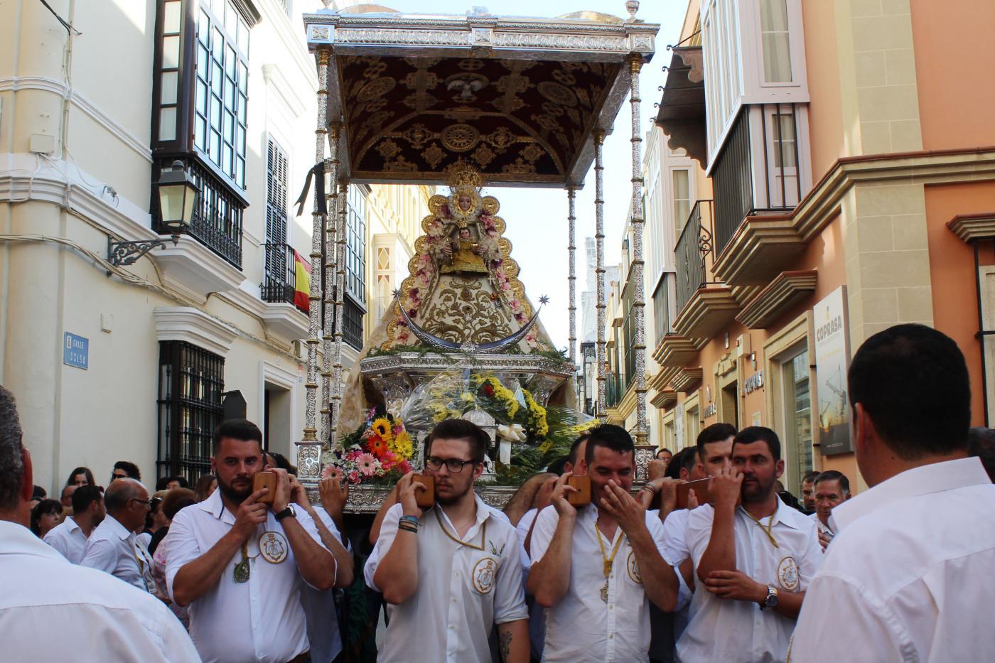 Июнь. День Богородицы (Virgen del Rocío)