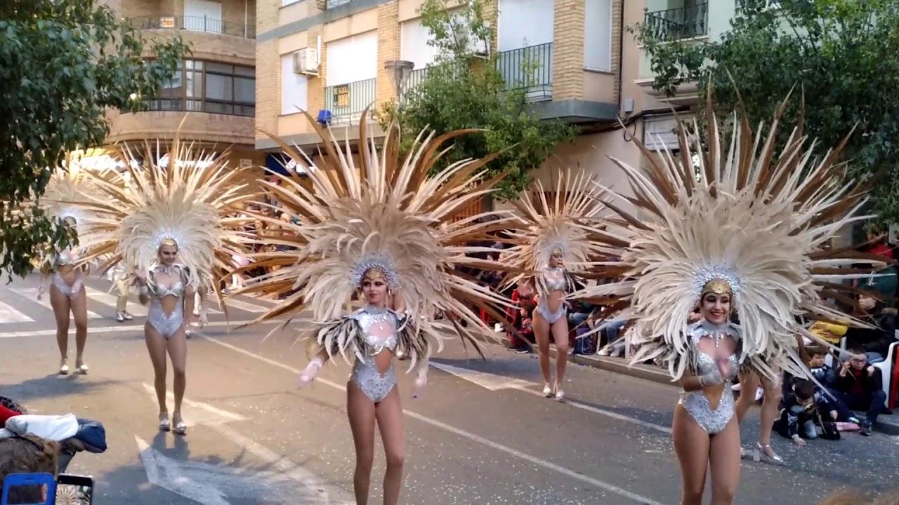 Январь-февраль. Карнавал (Carnaval de Torrevieja)
