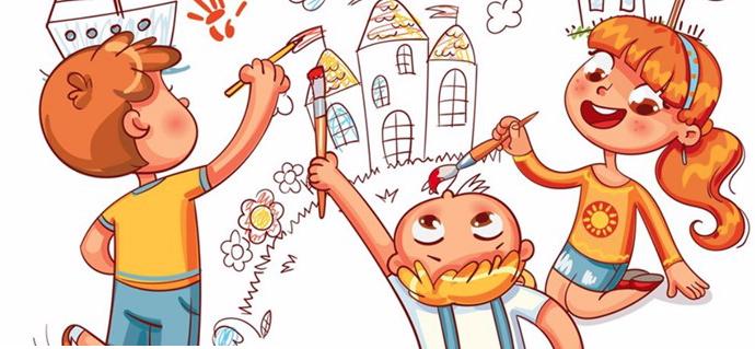 Школьники Торревьеха нарисовали «Город мечты»