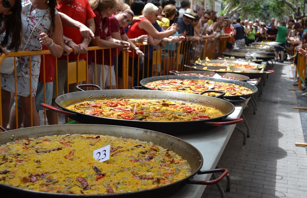 Заявки на конкурс паэльи в Торревьехе разобрали за один час