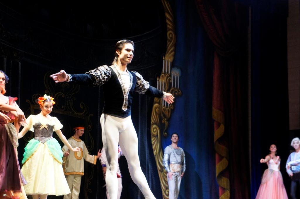 В Торревьехе выступит Русский национальный Балет