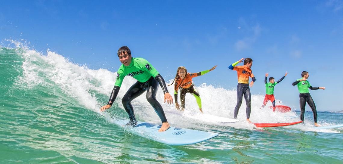 Кайтинг и серфинг в Испании: где заняться на побережье Коста-Бланка