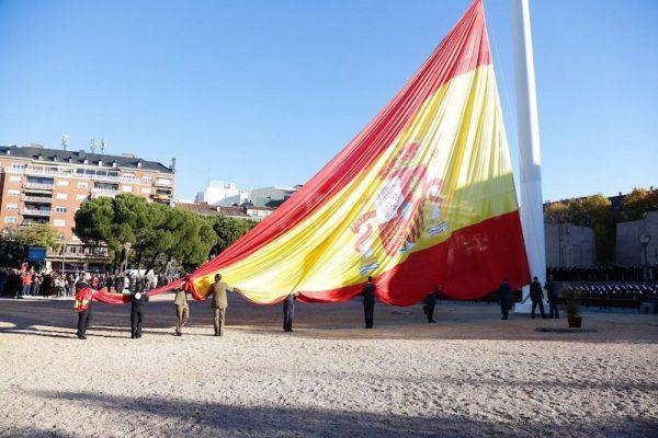 День Конституции в Испании: праздничная программа в Торревьехе