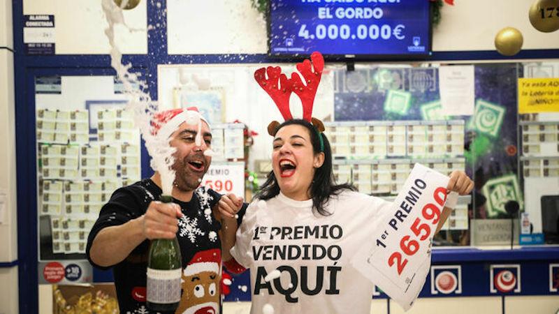 Итоги Рождественской лотереи-2019