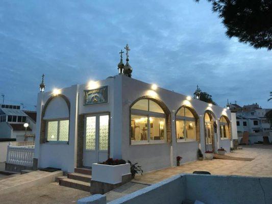 Православные храмы и церкви в Торревьехе