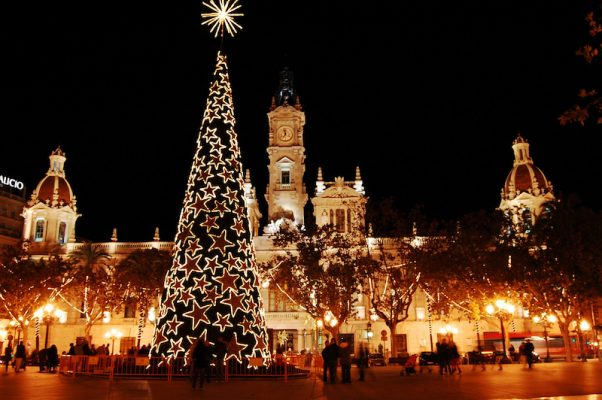 Рождественские ярмарки в Аликанте и Валенсии 2019-2020