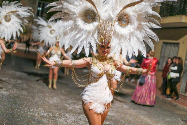 Программа Карнавала 2020 в Торревьехе