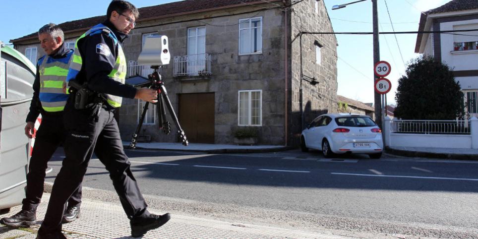 У полиции Торревьехи появится радар, фиксирующий превышение скорости