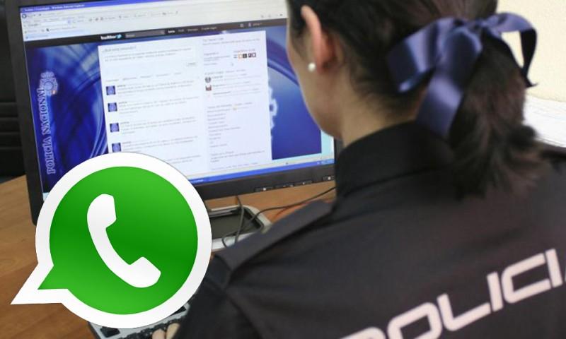 Полиция Торревьехи будет узнавать о правонарушениях через WhatsApp