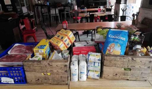 Помощь пострадавшим от COVID-19 в Аликанте: бесплатная еда, помощь в оплате аренды и субсидии до €2000 предпринимателям