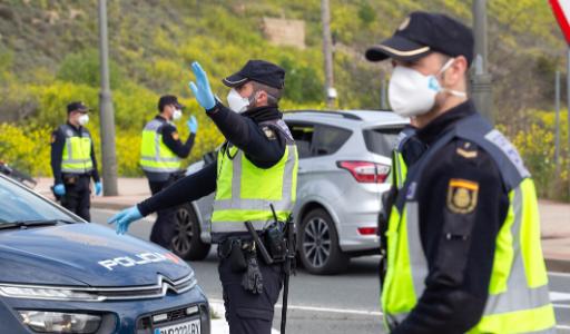 Торревьеха усилит контроль на дорогах на Semana Santa в связи с наплывом жителей других регионов