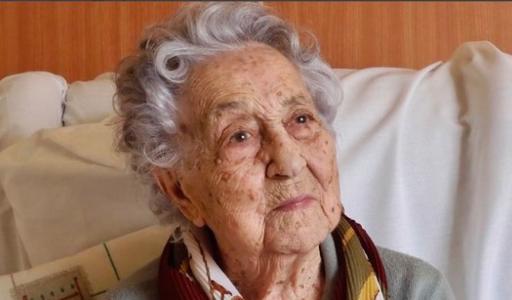 113-летняя испанка победила коронавирус