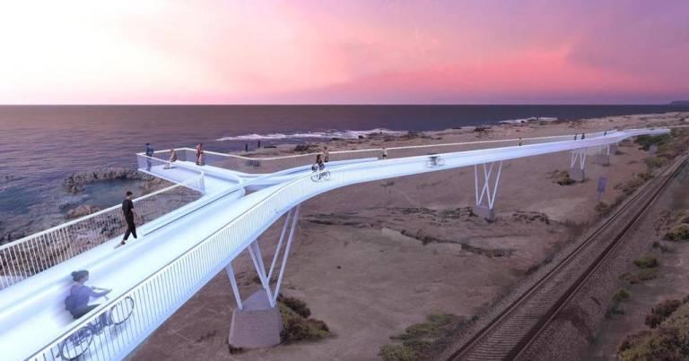 В Аликанте построят новую дорогу для пешеходов и велосипедистов