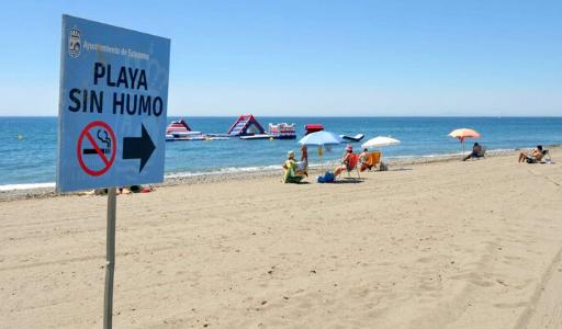 На 22 пляжах Валенсийского сообщества запрещено курение