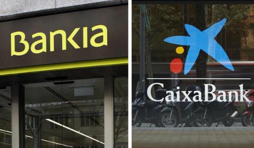 Bankia и Caixabank сольются в самое большое финансовое учреждение Испании