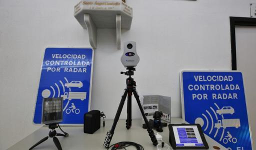 На улицах Торревьехи начал работать новый мобильный радар