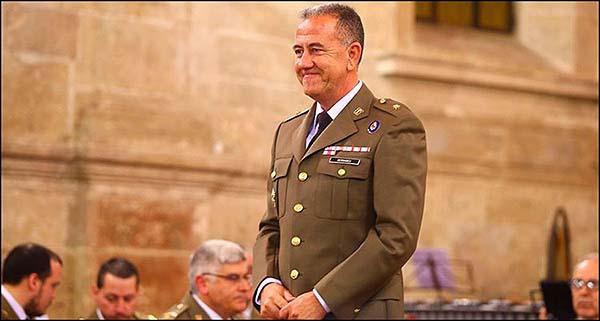 Подполковник из Торревьехи возглавил музыкальное подразделение Королевской гвардии Мадрида