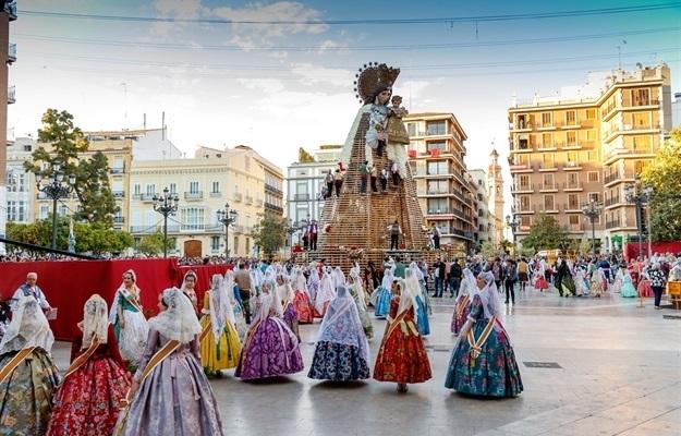 Календарь праздников в Валенсийском сообществе на 2021 год