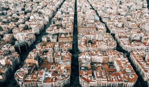 Самым «классным» городским кварталом в мире признан барселонский La Esquerra de l'Eixample