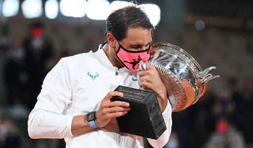 Рафаэль Надаль стал 13-кратным чемпионом «Ролан Гаррос»