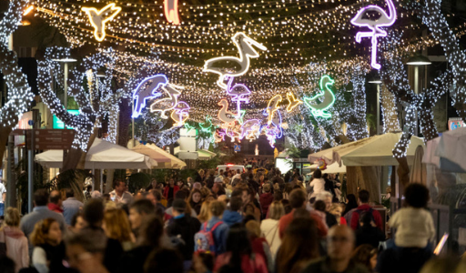 В Аликанте будет улучшено праздничное рождественское освещение