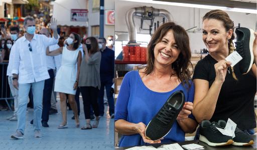 Обувь, которую выбирает испанский король