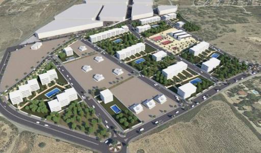 В Эль-Альтет будет начато строительство крупного жилого комплекса