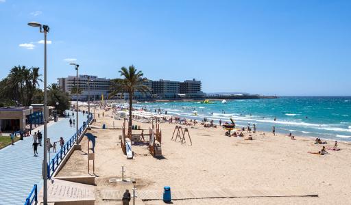 Эль-Постигет в Аликанте – первый «умный» пляж в мире, использующий технологию Navilens