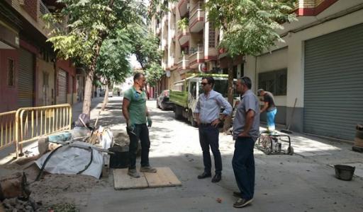 В Торревьехе благоустраивают набережные и пешеходные зоны