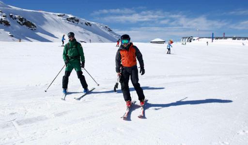 В Испании стартует горнолыжный сезон