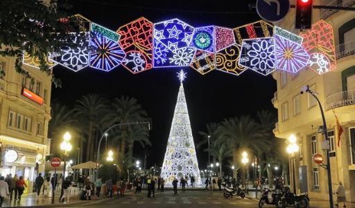 В последнюю декаду декабря мэрия Аликанте организует бесплатные экскурсии