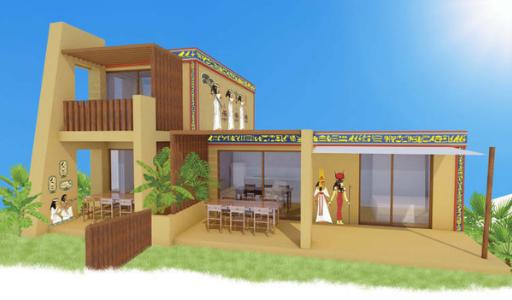 Рядом с парком Terra mítica планируется построить кемпинг класса люкс