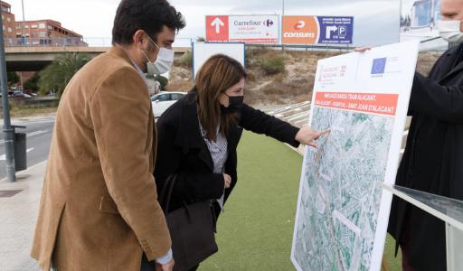 Работы по расширению сети скоростного трамвая в Аликанте начнутся в 2024 году