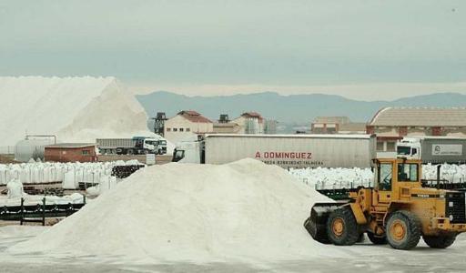 Торревьеха поможет Мадриду в борьбе со снегопадом