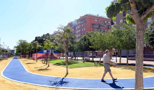 На въезде в Аликанте будет расширена парковая зона