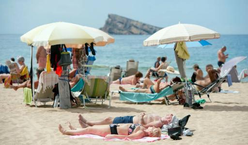 Коста-Бланка остается одним из любимых мест отдыха британских туристов