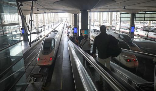 Началась продажа билетов на скоростной поезд между Мадридом и Ориуэлой