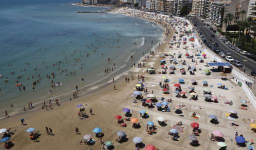 Контроль за заполняемостью пляжей Торревьехи будет осуществляться как этим, так и следующим летом
