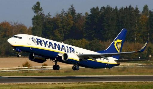 Авиакомпания Ryanair объявила об открытии новых рейсов с 1 июля