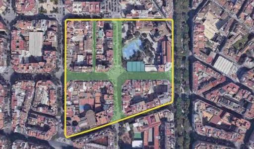 """В Валенсии будет построен первый """"суперквартал"""""""