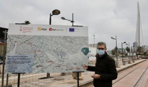 В Валенсии появится новая трамвайная линия