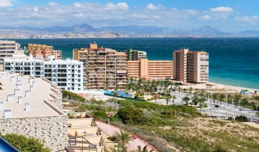 Больше всего туристического жилья в Испании насчитывается в провинции Аликанте