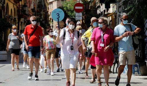 Число бронирований туристического жилья на побережьях Испании превысило «допандемийные» показатели