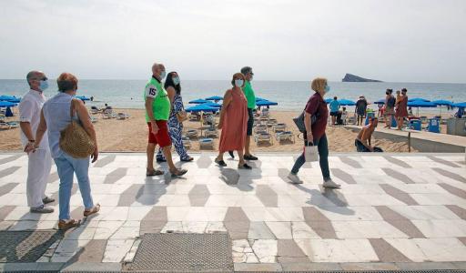 Валенсийское сообщество — шестая автономия Испании по числу иностранных туристов, прибывающих воздушным путем