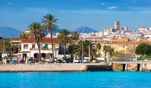 Улица с самым дорогим жильем в Валенсийском сообществе находится в Хавее