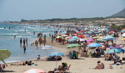 Заполненность туристического жилья в провинции Аликанте достигла 90%