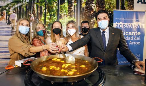Открылся первый гастрономический фестиваль «Аликанте – город риса»